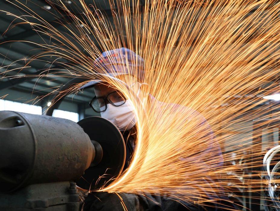 Produção e vendas internas de aço crescem no primeiro trimestre