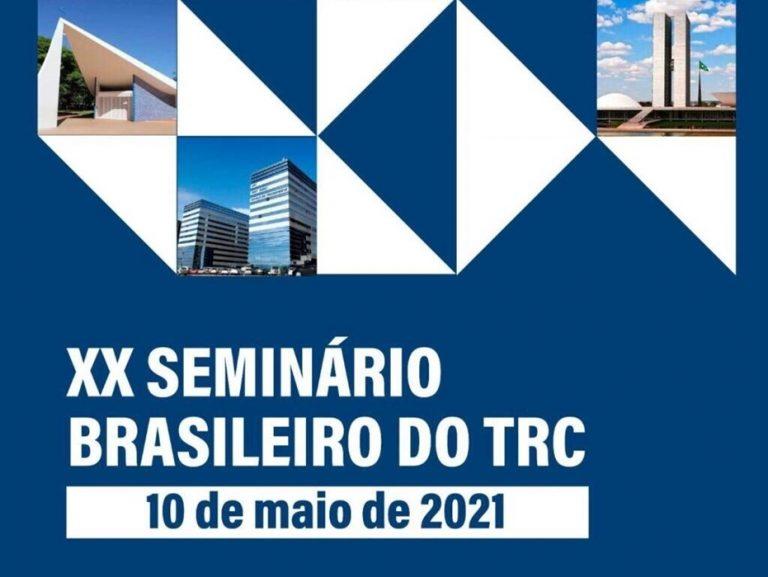 Confira a programação da 20ª edição do seminário Brasileiro do TRC