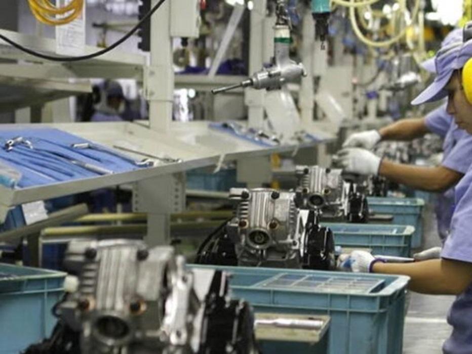 Vendas da indústria de máquinas e equipamentos têm alta de 29%
