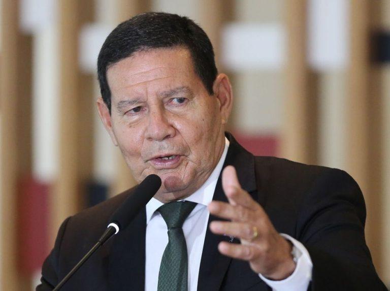 Mourão defende teto de gastos e nova reforma da Previdência