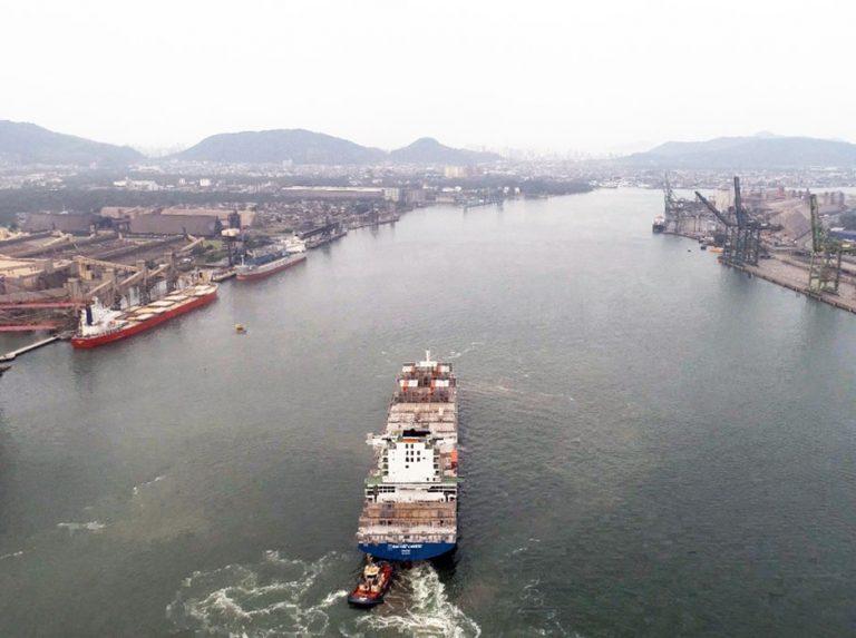 Governo de São Paulo propõe novo corredor até Porto de Santos