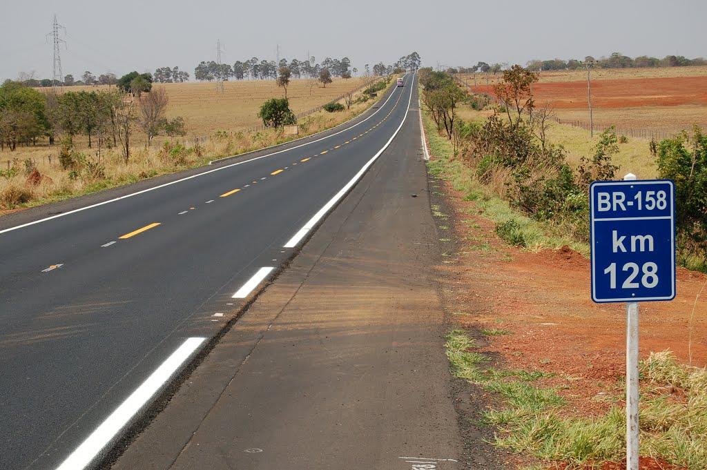 Ministro apresenta planos para a BR-158 à bancada do Mato Grosso