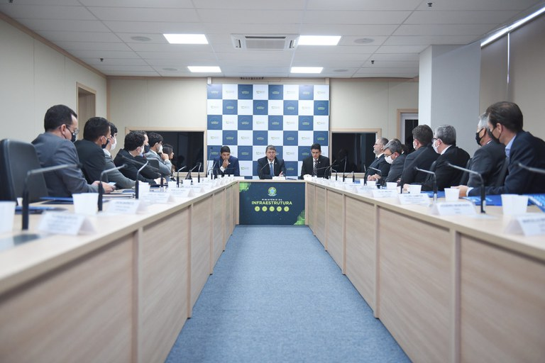 DNIT participa de evento de combate à corrupção realizado no Ministério da Infraestrutura