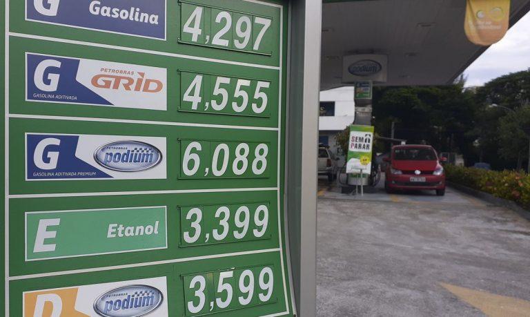 Inflação oficial fica em 0,86% em fevereiro