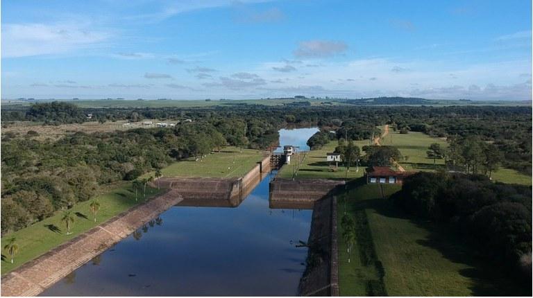 Avança acordo para obras de infraestrutura na fronteira do Brasil com o Uruguai