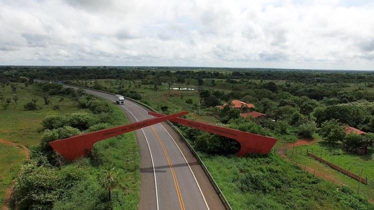 Governo Federal entrega 52 quilômetros de pista revitalizada e travessias urbanas na BR-343, no Piauí