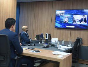Sampaio: com maior competividade, MInfra mira revolução na infraestrutura