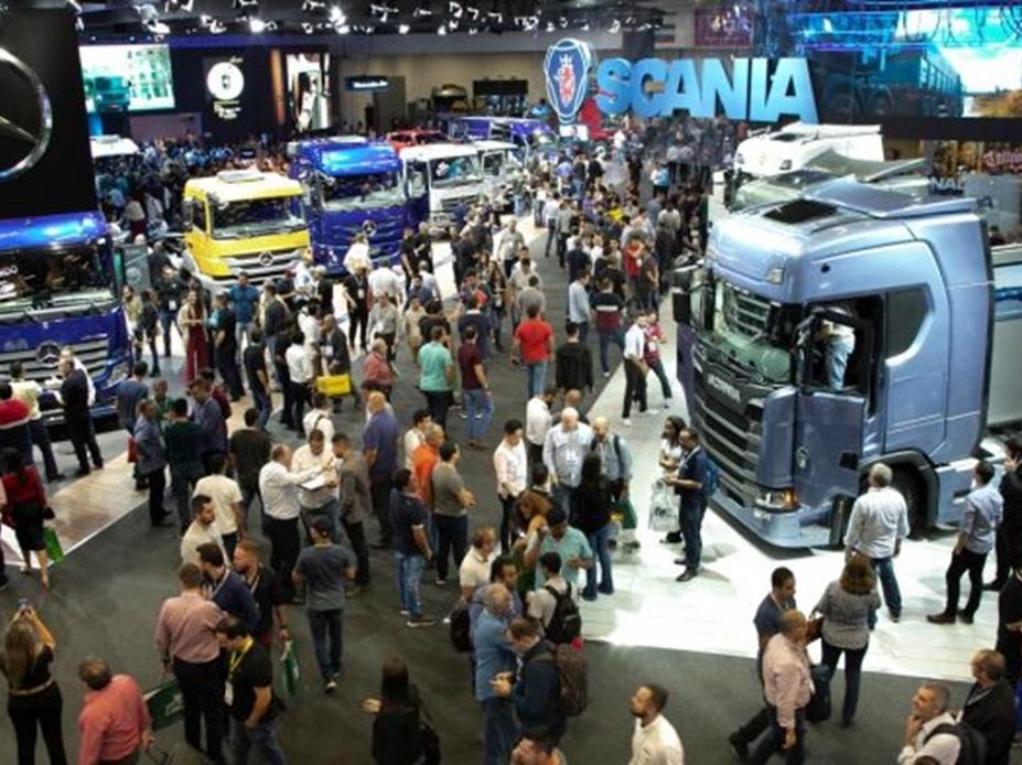 Montadoras de veículos não participarão da Fenatran 2021