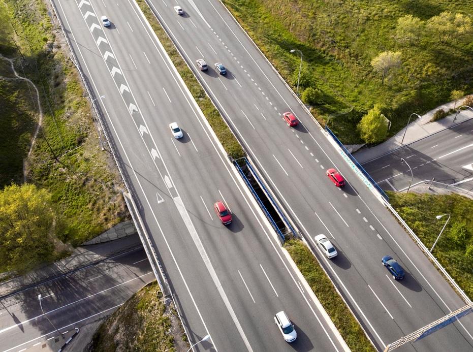Tráfego nas estradas da Ecorodovias cresce 12,2%