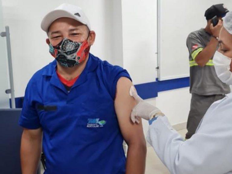 Unidades do SEST SENAT atuam como pontos de vacinação contra a covid-19