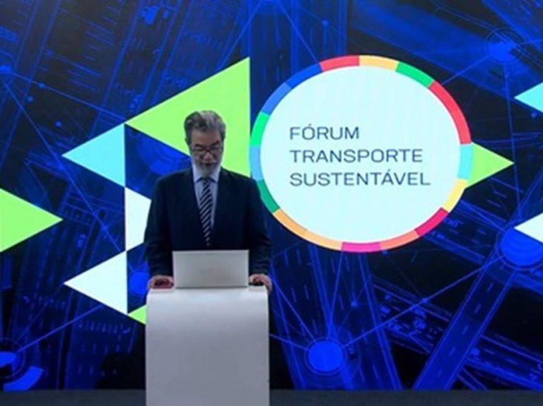 Primeiro dia do Fórum Transporte Sustentável discute logística eficiente e negócios sustentáveis