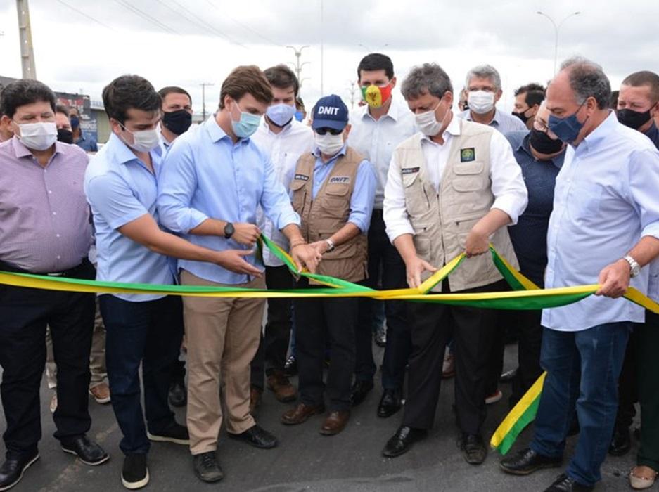 População de Pernambuco é beneficiada com a liberação de nova etapa da travessia urbana de Petrolina