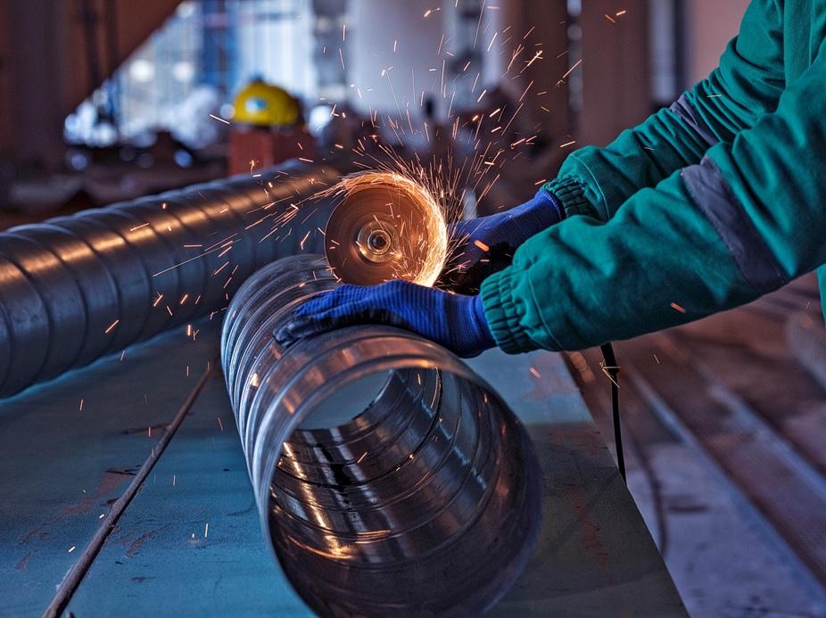 Produção de aço bruto sobe 40,1% em maio, aponta Aço Brasil