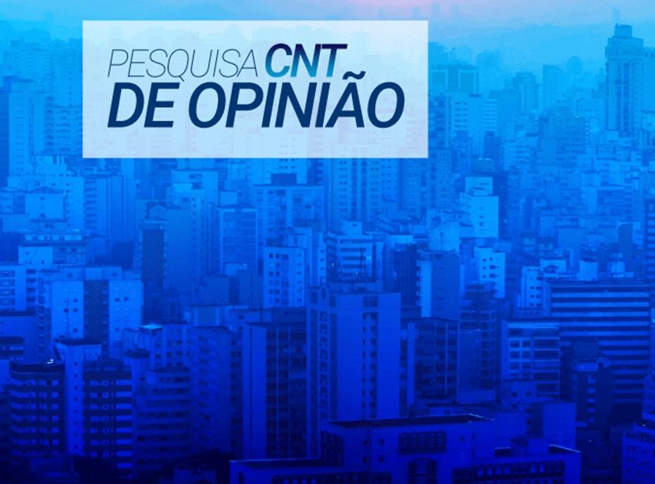 Resultados da nova Pesquisa CNT de Opinião de 2021 serão divulgados nesta segunda-feira (05)