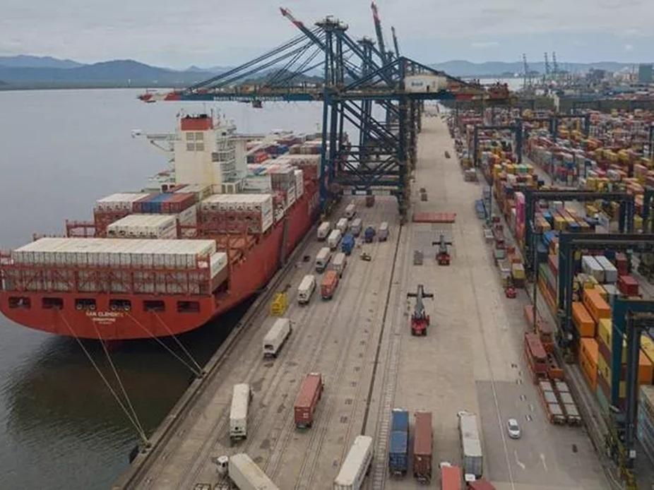 Governo de SP recebe projetos para criação de nova rodovia com destino ao Porto de Santos