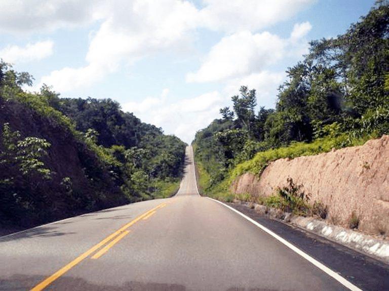 Projeto vai recuperar pontos impactados pelas obras da BR-319, ligação do Amazonas com o Brasil