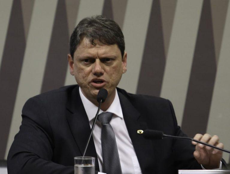 Desafio da administração pública é conciliar inovação com integridade, diz Tarcísio