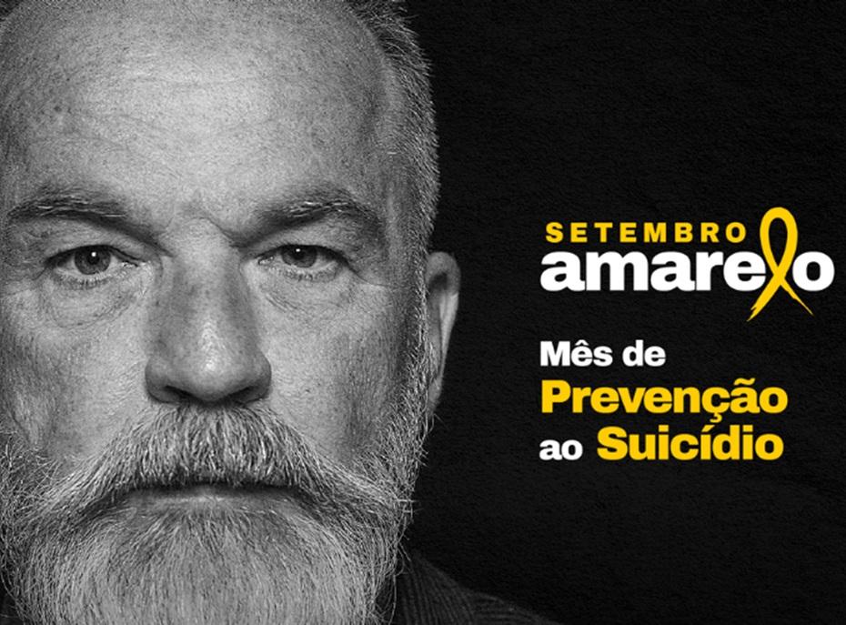 Sest Senat apoia campanha de prevenção ao suicídio