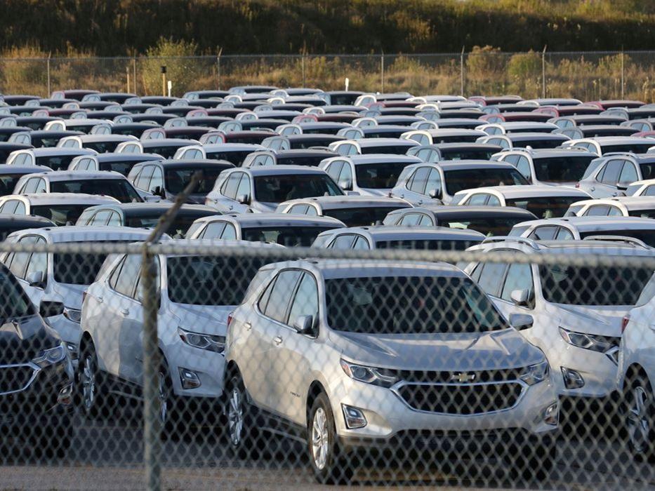 Venda de veículos cresce 15,78% em março