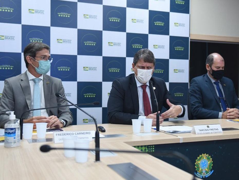 Tarcísio: mudanças no CTB reduzem burocracias e beneficiam os bons motoristas