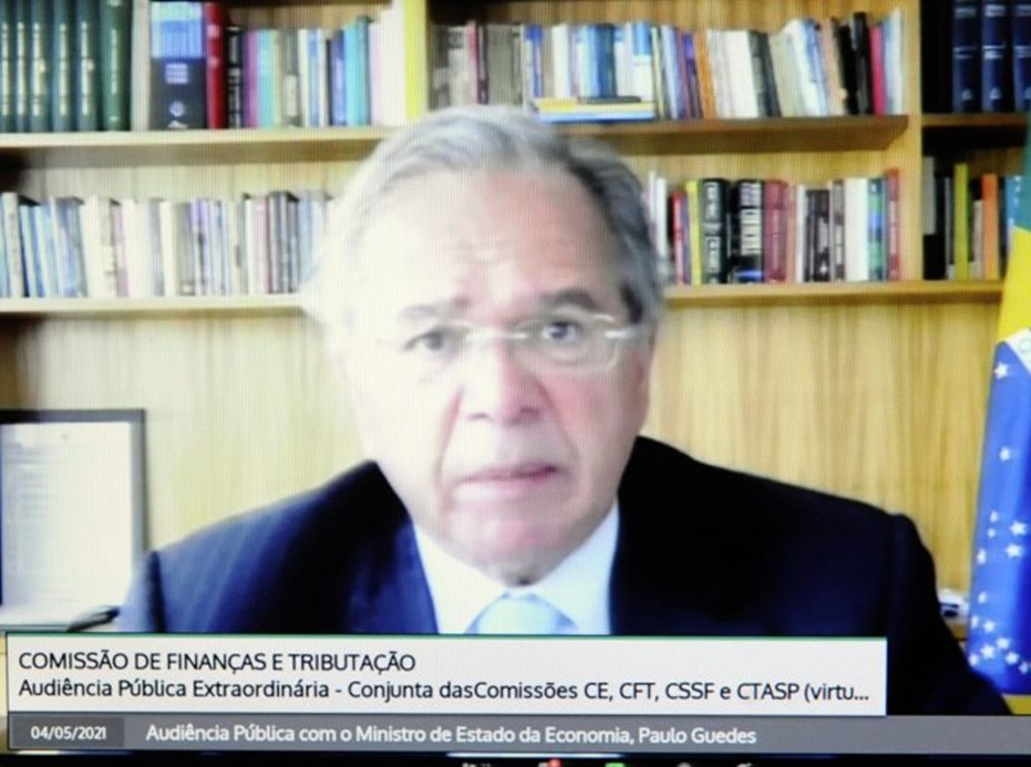 Guedes afirma que prioridades do governo para este ano são saúde, emprego e renda