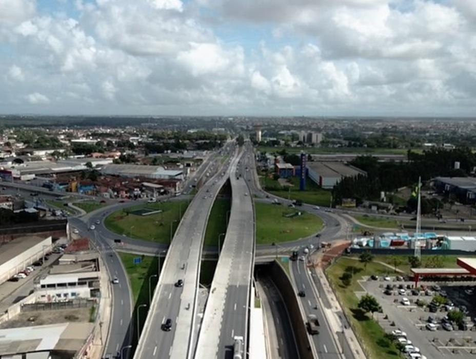 Governo Federal entrega complexo viário em Maceió