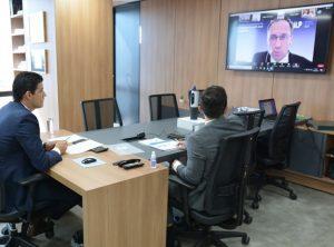 Transformação digital reduz burocracia e garante eficiência na infraestrutura, diz Sampaio