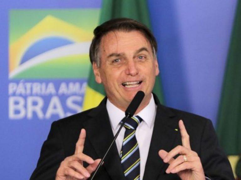 Bolsonaro fala sobre aprovação da reforma tributária ainda em 2021