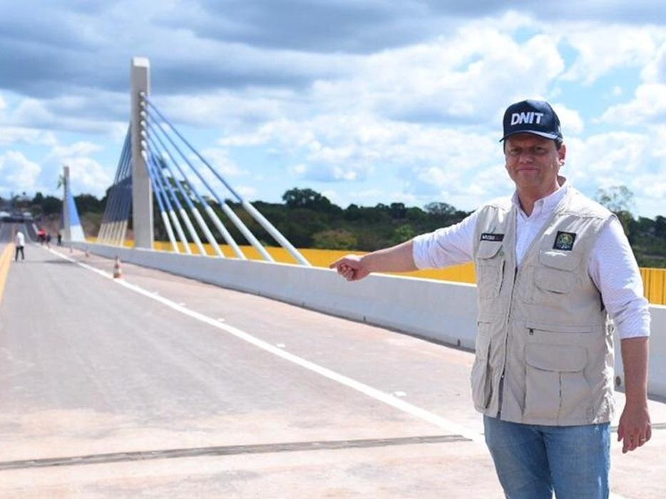 Infraestrutura entregou 12 'obras importantes' no mês de maio