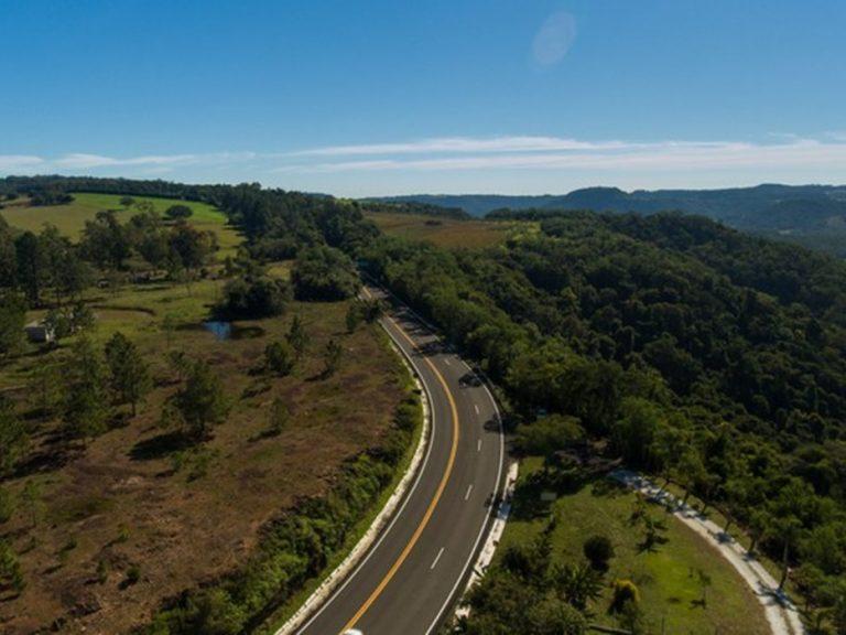 Estradas federais gaúchas recebem melhorias no pavimento