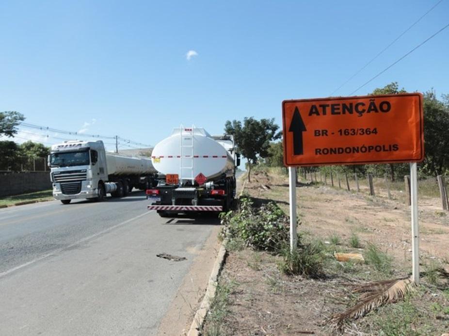 DNIT avança na duplicação do Distrito de Cuiabá e orienta sobre novas rotas