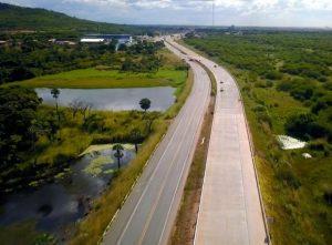 DNIT avança nas obras de duplicação da BR-222 no Ceará
