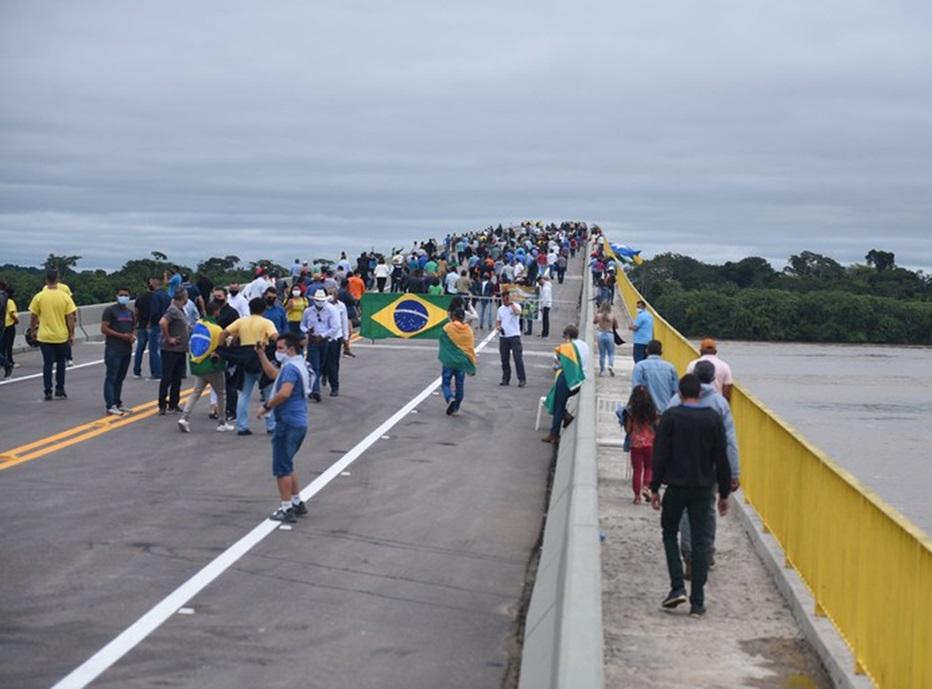 Brasil fecha o primeiro semestre de 2021 com 51 entregas de infraestrutura de transportes