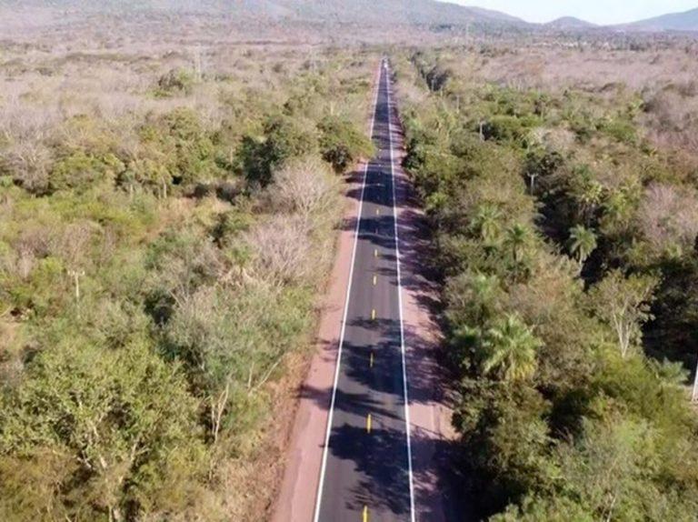 DNIT conclui a revitalização de 23 quilômetros ao longo da BR-262/MS
