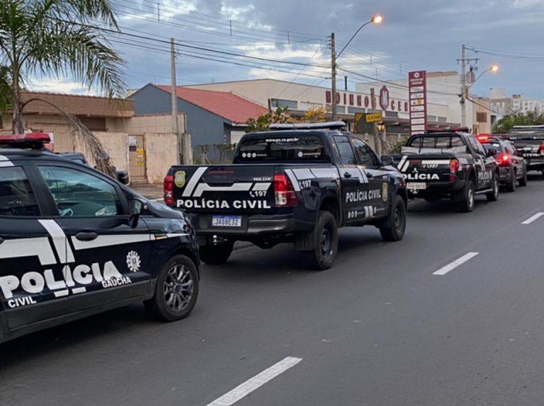 Polícia Federal irá agir nos crimes de roubo de cargas