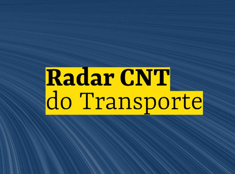 CNT analisa desempenho da atividade econômica do primeiro semestre de 2021 e seu impacto no transporte