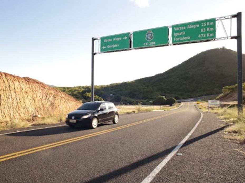 Governo do Ceará promete renovação de asfalto em todas as rodovias do estado