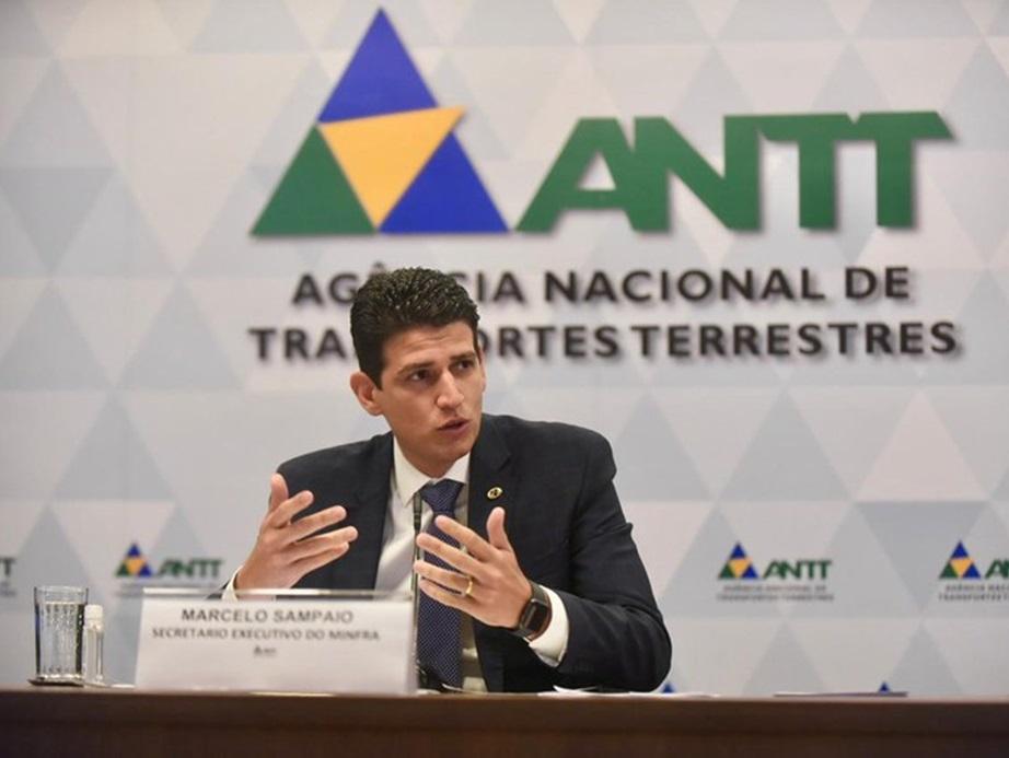 Sampaio defende papel conciliador da ANTT para aprimorar infraestrutura do país