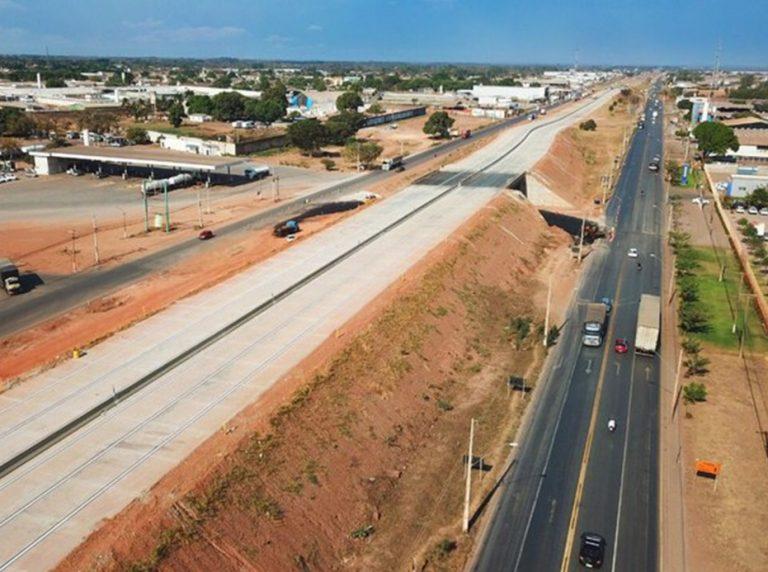 Após oito anos, Governo Federal conclui duplicação de 168 quilômetros da rodovia Cuiabá-Rondonópolis