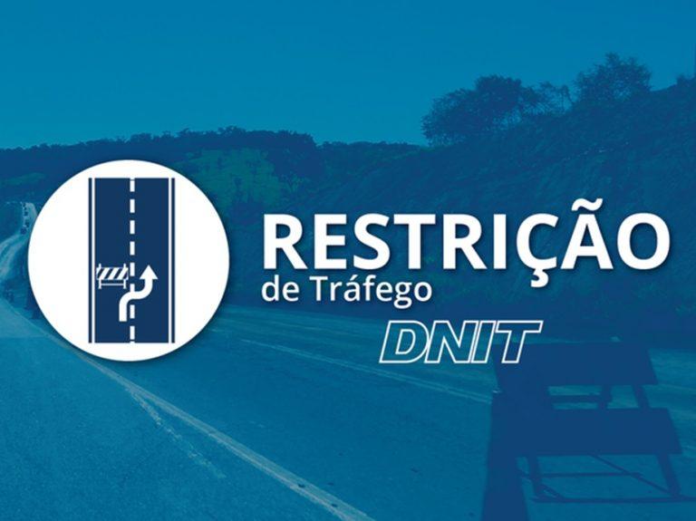DNIT restringe trânsito de caminhões e ônibus na ponte sobre o Arroio Bossoroca – BR-290/RS
