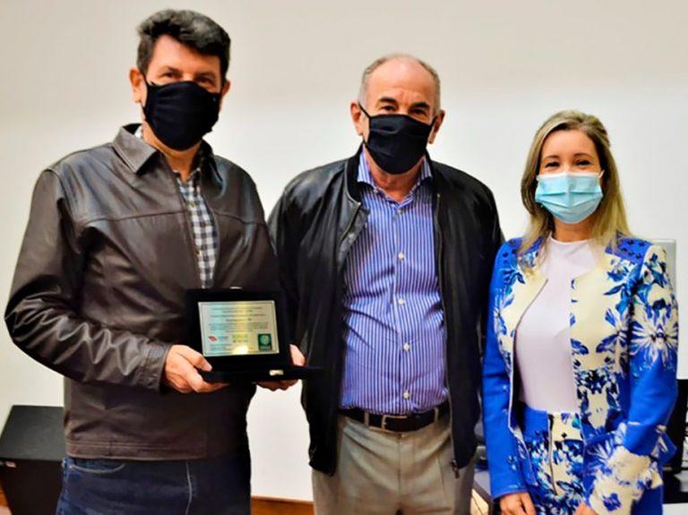 Despoluir concede Selo Cidade Verde para Araraquara