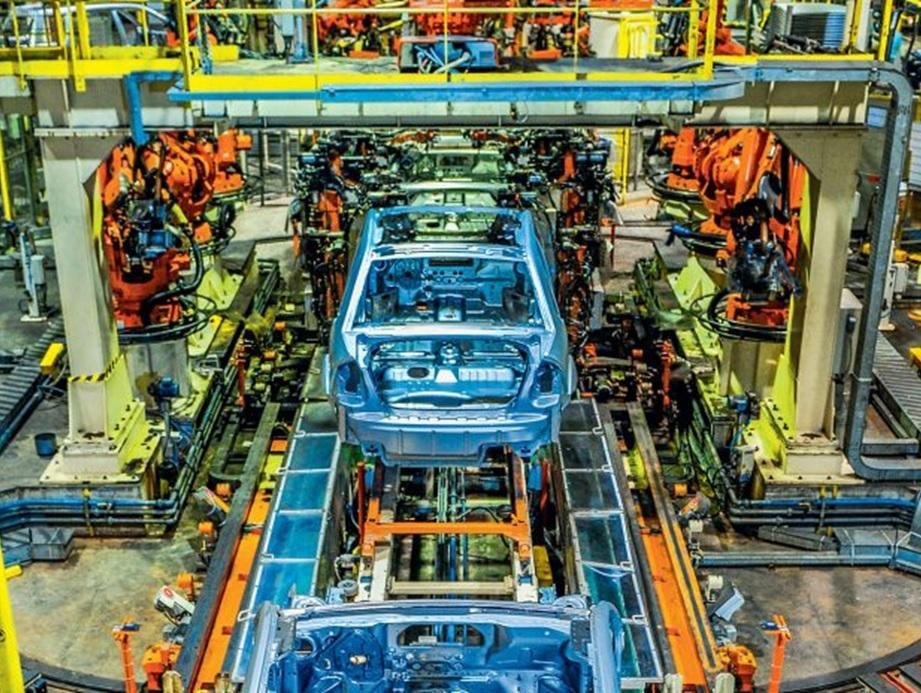 Anfavea: Produção de veículos tem seu pior agosto desde 2003